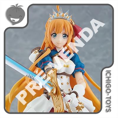 PRÉ-VENDA 30/09/2022 (VALOR TOTAL R$ 972,00 - 20% PARA RESERVA*) Figma 532 - Pecorine - Princess Connect! Re: Dive  - Ichigo-Toys Colecionáveis