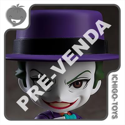 PRÉ-VENDA 31/08/2022 (VALOR TOTAL R$ 664,00 - 10% PARA RESERVA*) Nendoroid 1695 Goodsmile Online Shop Exclusive - Joker - Batman 1989  - Ichigo-Toys Colecionáveis