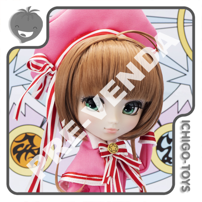 PRÉ-VENDA 31/10/2021 (VALOR TOTAL R$ 1.800,00 - 50% PARA RESERVA*) Pullip Sakura Kinomoto - Cardcaptor Sakura Clear Card  - Ichigo-Toys Colecionáveis