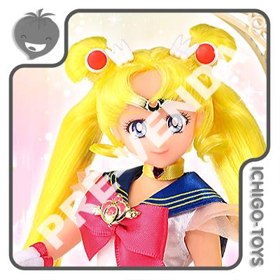 PRÉ-VENDA 31/10/2021 (VALOR TOTAL R$ 768,00 - 20% PARA RESERVA*) StyleDoll Super Sailor Moon Eternal 25th Anniversary Edition  - Ichigo-Toys Colecionáveis
