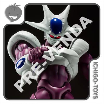 PRÉ-VENDA 31/10/2021 (VALOR TOTAL R$ 782,00 - 10% PARA RESERVA*) S.H. Figuarts Tamashii Web Exclusive - Cooler Final Form - Dragon Ball Z  - Ichigo-Toys Colecionáveis