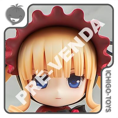 PRÉ-VENDA 31/10/2022 (VALOR TOTAL R$ 672,00 - 10% PARA RESERVA*) Nendoroid 364 Goodsmile Online Shop Exclusive - Shinku: Rozen Maiden Set - Rozen Maiden  - Ichigo-Toys Colecionáveis