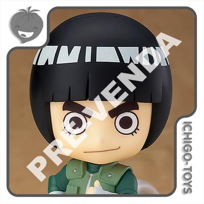 PRÉ-VENDA 31/12/2020 (VALOR TOTAL R$ 554,00 - 10% PARA RESERVA*) Nendoroid 1303 - Rock Lee - Naruto Shippuden  - Ichigo-Toys Colecionáveis