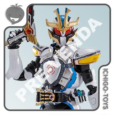 PRÉ-VENDA 31/12/2020 (VALOR DE 10% PARA RESERVA*) S.H. Figuarts Shinkocchou Seihou Tamashii Web Exclusive - Masked Rider Ixa Save Mode Burst Mode - Masked Rider Kiva  - Ichigo-Toys Colecionáveis