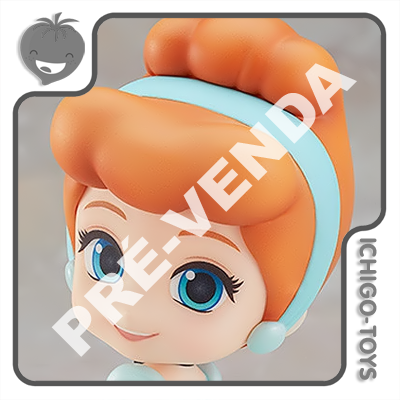 PRÉ-VENDA 31/01/2022 (VALOR TOTAL R$ 528,00 - 10% PARA RESERVA*) Nendoroid 1611 - Cinderella - Disney