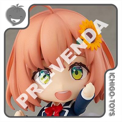PRÉ-VENDA 31/01/2022 (VALOR TOTAL R$ 542,00 - 10% PARA RESERVA*) Nendoroid 1586 - Honma Himawari - Nijisanji  - Ichigo-Toys Colecionáveis