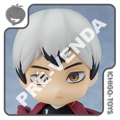 PRÉ-VENDA 31/12/2021 (VALOR TOTAL R$ 598,00 - 10% PARA RESERVA*) Nendoroid 1585 Goodsmile Online Shop Exclusive - Shinsuke Kita - Haikyu  - Ichigo-Toys Colecionáveis