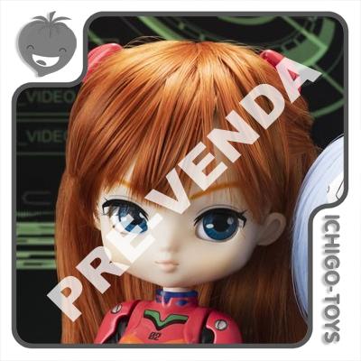 PRÉ-VENDA 31/12/2021 (VALOR TOTAL R$ 966,00 - 50% PARA RESERVA*) Yeolume Collection Doll - Asuka Langley Shikinami - Evangelion  - Ichigo-Toys Colecionáveis