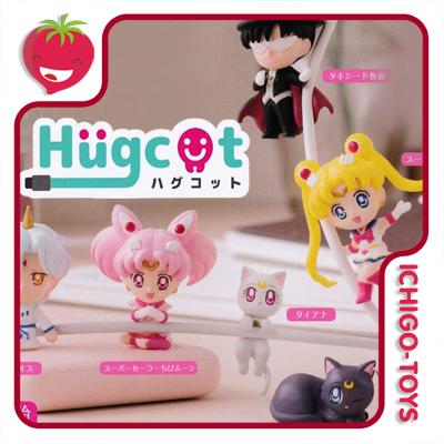 Pretty Guardian Sailor Moon Eternal: The Movie: Hugcot - Marcadores de cabo  - Ichigo-Toys Colecionáveis