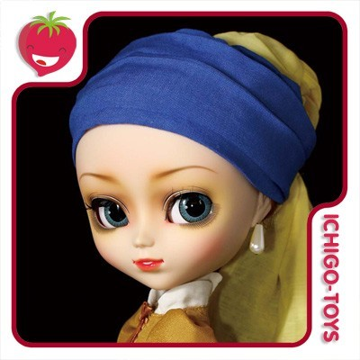 Pullip Girl With a Pearl Earring  - Ichigo-Toys Colecionáveis