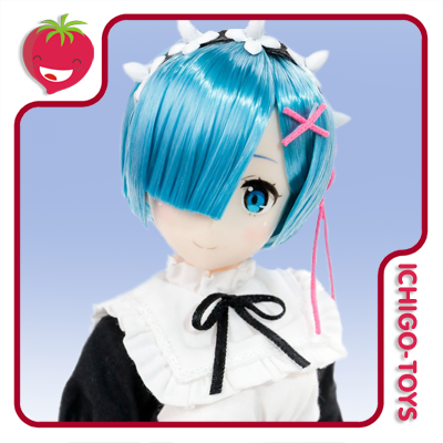 """Pure Neemo Character 110 """"Re:ZERO -Starting Life in Another World - Memory Snow"""" - Rem 1/6  - Ichigo-Toys Colecionáveis"""