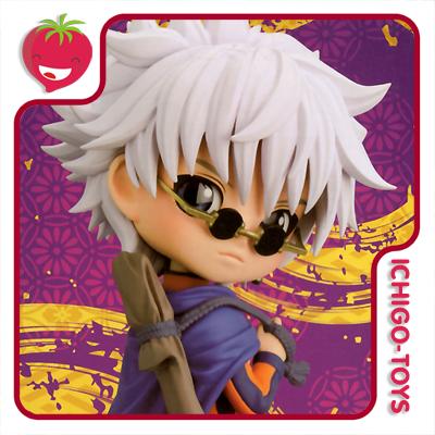 Qposket - Enishi Yukishiro A - Rurouni Kenshin  - Ichigo-Toys Colecionáveis