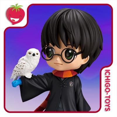 Qposket - Harry Potter & Edwiges - A ou B version  - Ichigo-Toys Colecionáveis