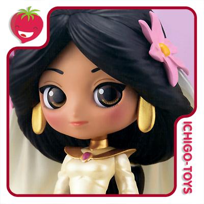 Qposket - Jasmine Dreamy Style Special - Disney Characters   - Ichigo-Toys Colecionáveis