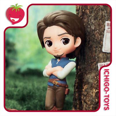 Qposket Petit - Flynn Rider - Tangled - Disney Characters   - Ichigo-Toys Colecionáveis