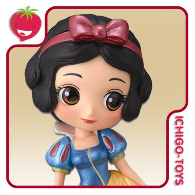 Qposket Petit Girls Festival - Snow White - Disney Characters   - Ichigo-Toys Colecionáveis