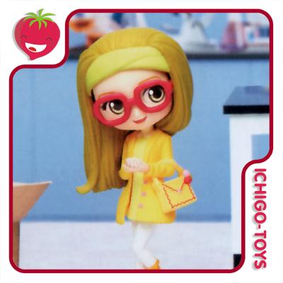 Qposket Petit - Honey Lemon - Big Hero - Disney Characters   - Ichigo-Toys Colecionáveis