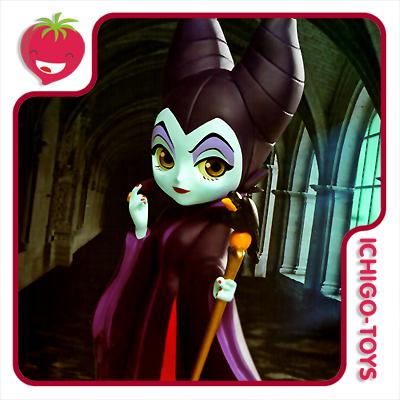 Qposket Petit Villains II - Maleficent ver.2 - The Briar Rose - Disney Characters   - Ichigo-Toys Colecionáveis