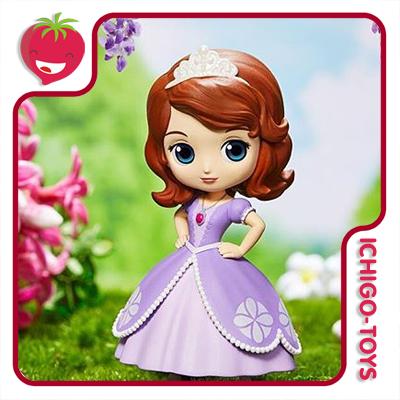 Qposket Petit Vol.10 - Sofia Movie - Disney Characters   - Ichigo-Toys Colecionáveis
