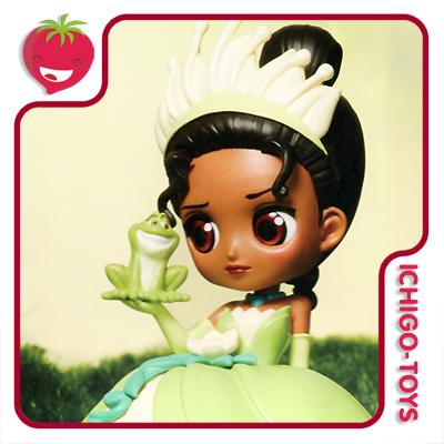 Qposket Petit Vol.1 - Tiana - Disney Characters   - Ichigo-Toys Colecionáveis