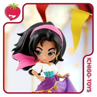 Qposket Petit Vol.5 - Esmeralda - Disney Characters   - Ichigo-Toys Colecionáveis