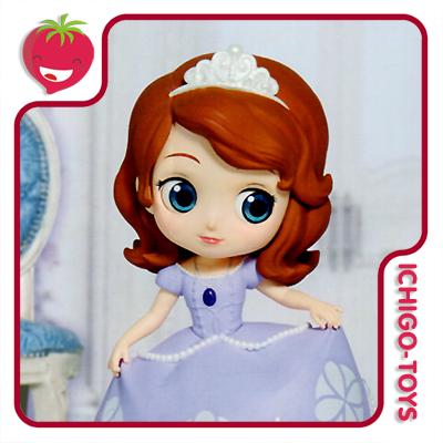 Qposket Petit Vol.6 - Sofia - Disney Characters   - Ichigo-Toys Colecionáveis
