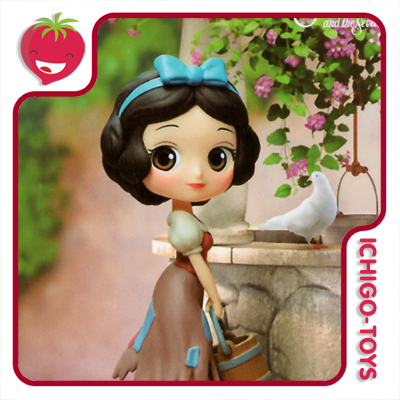 Qposket Petit Vol.8 - Snow White - Disney Characters   - Ichigo-Toys Colecionáveis