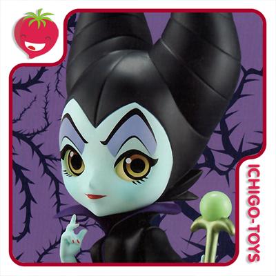 Qposket - Maleficent - Disney Characters - Normal Color  - Ichigo-Toys Colecionáveis