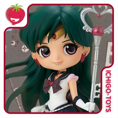 Qposket - Super Sailor Pluto - Sailor Moon  - Ichigo-Toys Colecionáveis