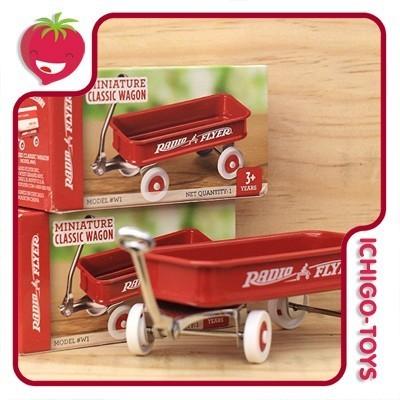 Radio Flyer - Miniature Classic Wagon  - Ichigo-Toys Colecionáveis