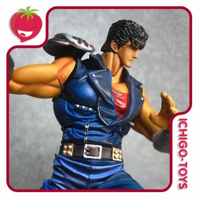 Raijin Comics Original Figure - Kenshiro - Hokuto no Ken  - Ichigo-Toys Colecionáveis
