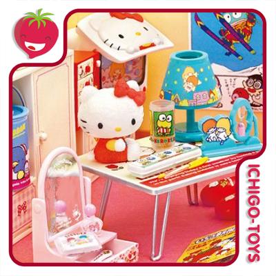 Re-ment Hello Kitty Those Days - coleção completa!  - Ichigo-Toys Colecionáveis
