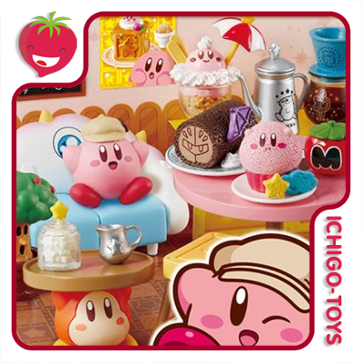 Re-ment Kirby