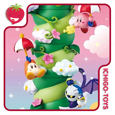 Re-ment Kirby Dream Land - Tree in Dreams - coleção completa!   - Ichigo-Toys Colecionáveis