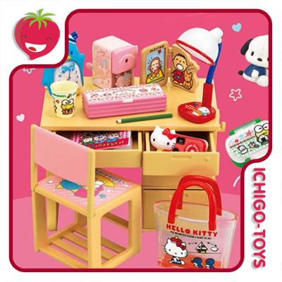 Re-ment Lovely Sanrio Memories - coleção completa!  - Ichigo-Toys Colecionáveis