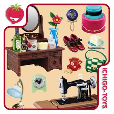 Re-ment Modern Girl - 1/12 - Coleção Completa!  - Ichigo-Toys Colecionáveis