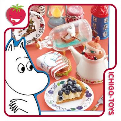 Re-ment Moomin Homestyle Dishes - coleção completa!  - Ichigo-Toys Colecionáveis