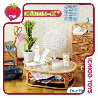 Re-ment My Home - escala 1/12  - coleção completa!  - Ichigo-Toys Colecionáveis