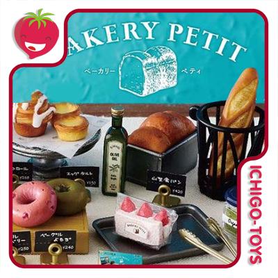 Re-ment Petit Sample - Bakery Petit  - Ichigo-Toys Colecionáveis