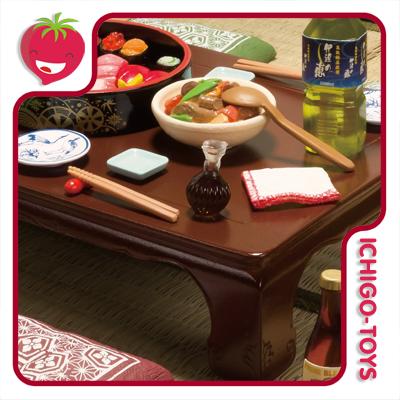 Re-ment Petit  Sample Gorgeous Sushi Set  - Ichigo-Toys Colecionáveis