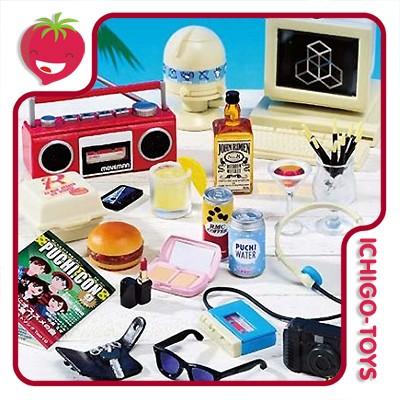 Re-ment Playback Youth Days - coleção completa! (escala 1/10 - 1/12)  - Ichigo-Toys Colecionáveis