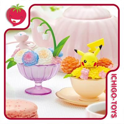 Re-ment Pokémon Floral Cup - coleção completa!  - Ichigo-Toys Colecionáveis