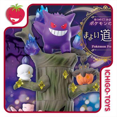 Re-ment Pokémon Forest vol.3 - coleção completa!   - Ichigo-Toys Colecionáveis