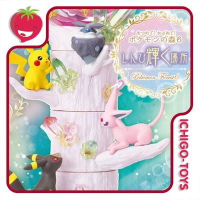 Re-ment Pokémon Forest vol.6 - Mysterious Shining - coleção completa!  - Ichigo-Toys Colecionáveis