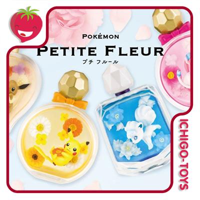 Re-ment Pokémon Petite Fleur - Coleção completa!  - Ichigo-Toys Colecionáveis