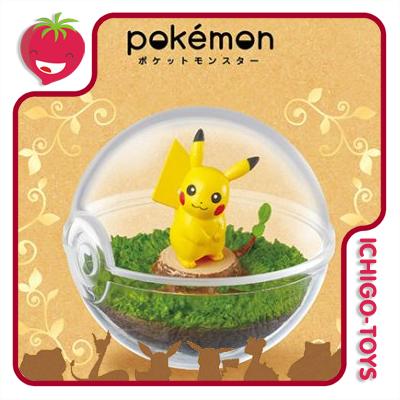 Re-ment Pokémon Terrarium Vol.1 - coleção completa!  - Ichigo-Toys Colecionáveis
