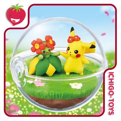 Re-ment Pokémon Terrarium Vol.6 - coleção completa!  - Ichigo-Toys Colecionáveis