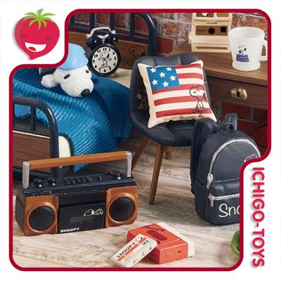 Re-ment Snoopy Retro Brooklyn Style - Coleção completa!  - Ichigo-Toys Colecionáveis