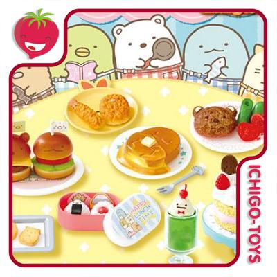Re-ment Sumikko Gurashi Exciting Cooking 1/6 - Coleção completa!  - Ichigo-Toys Colecionáveis