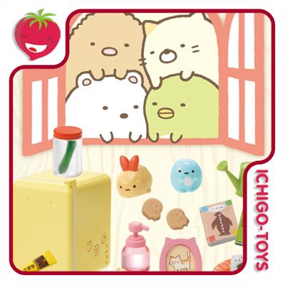 Re-ment Sumikko Gurashi House - coleção completa!  - Ichigo-Toys Colecionáveis